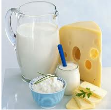Dairy dry products