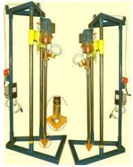 Waterwell drill rigs