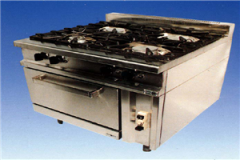 Gas Cooking Ranges