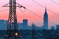 أسلاك الكهرباء