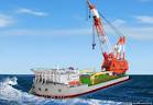 The equipment and constructions for ports