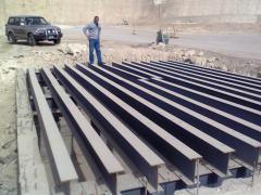 موازين بسكول الكترونية كبيرا بمقاس 6 متر للعرض * 12 متر للطول للمحاجر