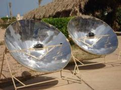 مطابخ شمسية