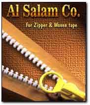 Polyster Zipper N 10
