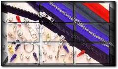 Polyster Zipper (N S40)