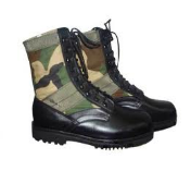 Military shoes for men