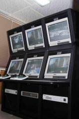 تلفزيون الكابل معدات