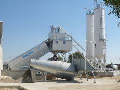 معدات لإعداد خلطات الاسمنت