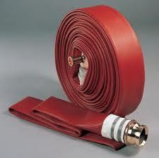 Hoses,  feeding fire pressure sleeves