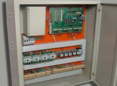 Devices of elevator   loading Control