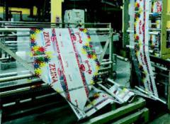 Flexible Packaging (Flexo Printing)