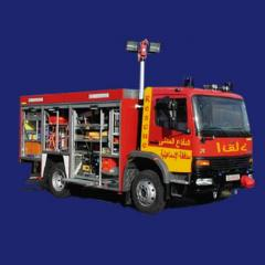 Special-purpose vehicles, emergency vehicles