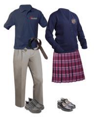 Uniforms for hospitals