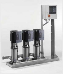 Turnkey booster systems
