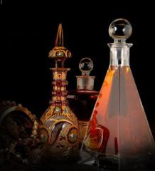 Oils for perfumery