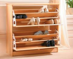 Cabinet for foot-wear
