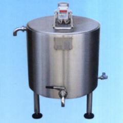 Coolers of milk