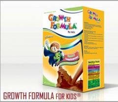 Growth formula for kids