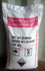Silicate of sodium soluble