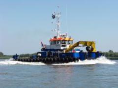 محركات الديزل البحرية