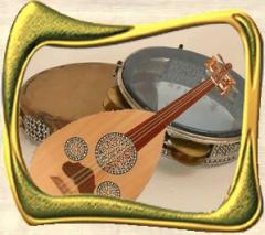 Plates, musical instrument