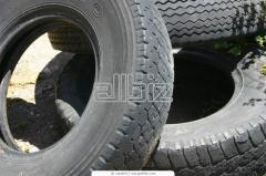Tires for wheels
