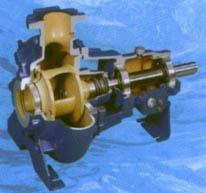 Channel Impeller Sewage Pump- Series 38