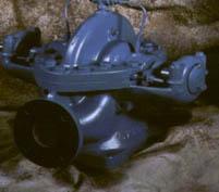 Split Case Pumps-Horizontal