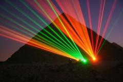 Multimedia Lasershows