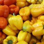 Vegetable pepper
