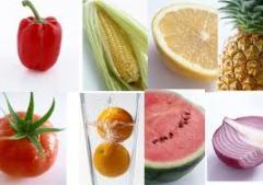 فاكهة وخضروات