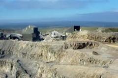 Equipment for stone quarrying