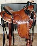 Saddle for horse