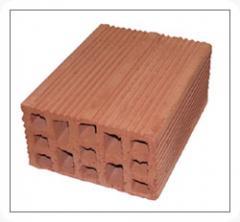 Solid clay bricks