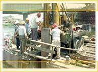 معدات حفر الابار