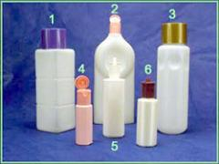 Articles made of plastic for electrical industry