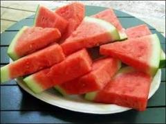Edible watermelon
