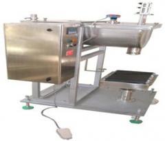 Equipment weighting- packing