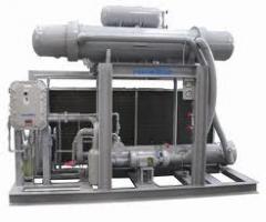 معدات الغاز الحيوى