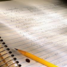 ورق للكتابة والطباعة