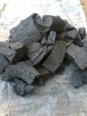 Coal weakly caking
