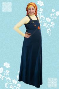 Clothing for pregnant women