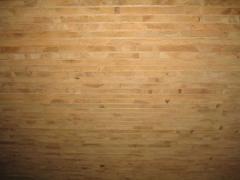 Veneered dark block board
