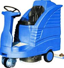Dung cleaning machines