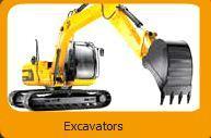 Excavators and dredgers
