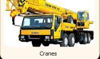 Cranes - beams