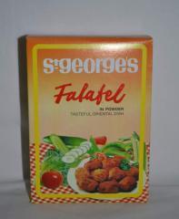 Seeds of legumes