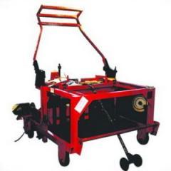 ماكينة تصنيع الطوب الاسمنتى