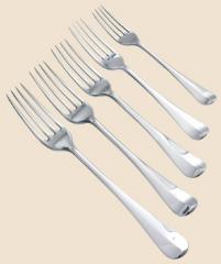 Forks for meat