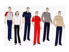 Uniforms for staff